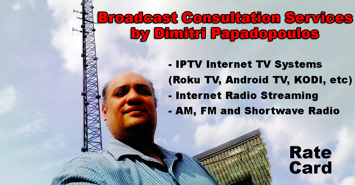 Radio and Television Broadcasting Consulting Services – The Montreal