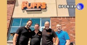 Το Mr. Puffs κατακτά τον κόσμο