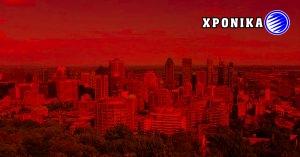 Σύντομα Κόκκινο επίπεδο συναγερμού για το Μόντρεαλ και το Κεμπέκ