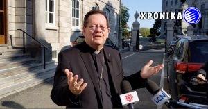 Θρησκευτικοί ηγέτες: το Κεμπέκ πρέπει να αντιστρέψει την απόφαση που θέτει περιορισμούς στις Εκκλησίες