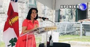 """""""Να πάτε να διαμαρτυρηθείτε σε ένα χωράφι με πατάτες"""", λέει η Δήμαρχος του Μόντρεαλ"""