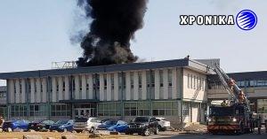 Μια πυρκαγιά οδήγησε στην εκκένωση δύο Γυμνασίων στην Δυτική Ακτή του Μόντρεαλ