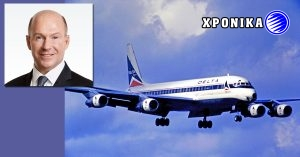 Ο πρώην πρόεδρος της Bombardier Alain Bellemare, προσλήφθηκε από τις Αερογραμμές Δέλτα