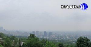 Αιθαλομίχλη με απειλές καταιγίδων σε διάφορες περιοχές του Κεμπέκ