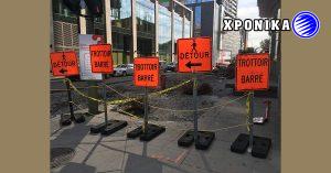 Ποιοι δρόμοι κλείνουν στην κυκλοφορία στο Μόντρεαλ αυτό το Σαββατοκύριακο