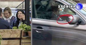 Ο Denis Coderre έλαβε πρόστιμο για χρήση κινητού τηλεφώνου στο τιμόνι, ενώ η Valérie Plante τη γλίτωσε
