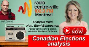 (audio) Ανάλυση του Καναδικού Εκλογικού Συστήματος